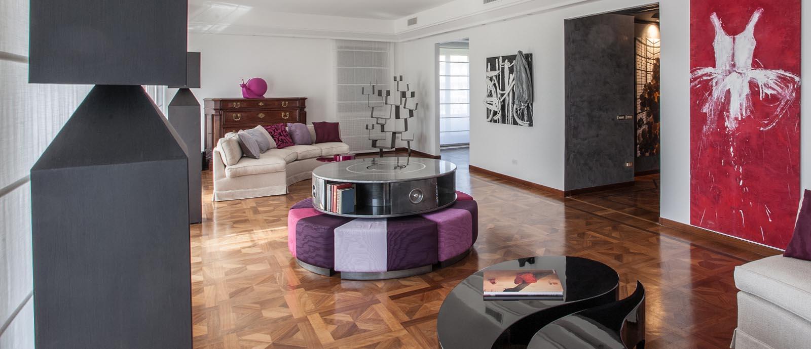 Architettura d 39 interni e ristrutturazione casa a roma for Architetti d interni famosi