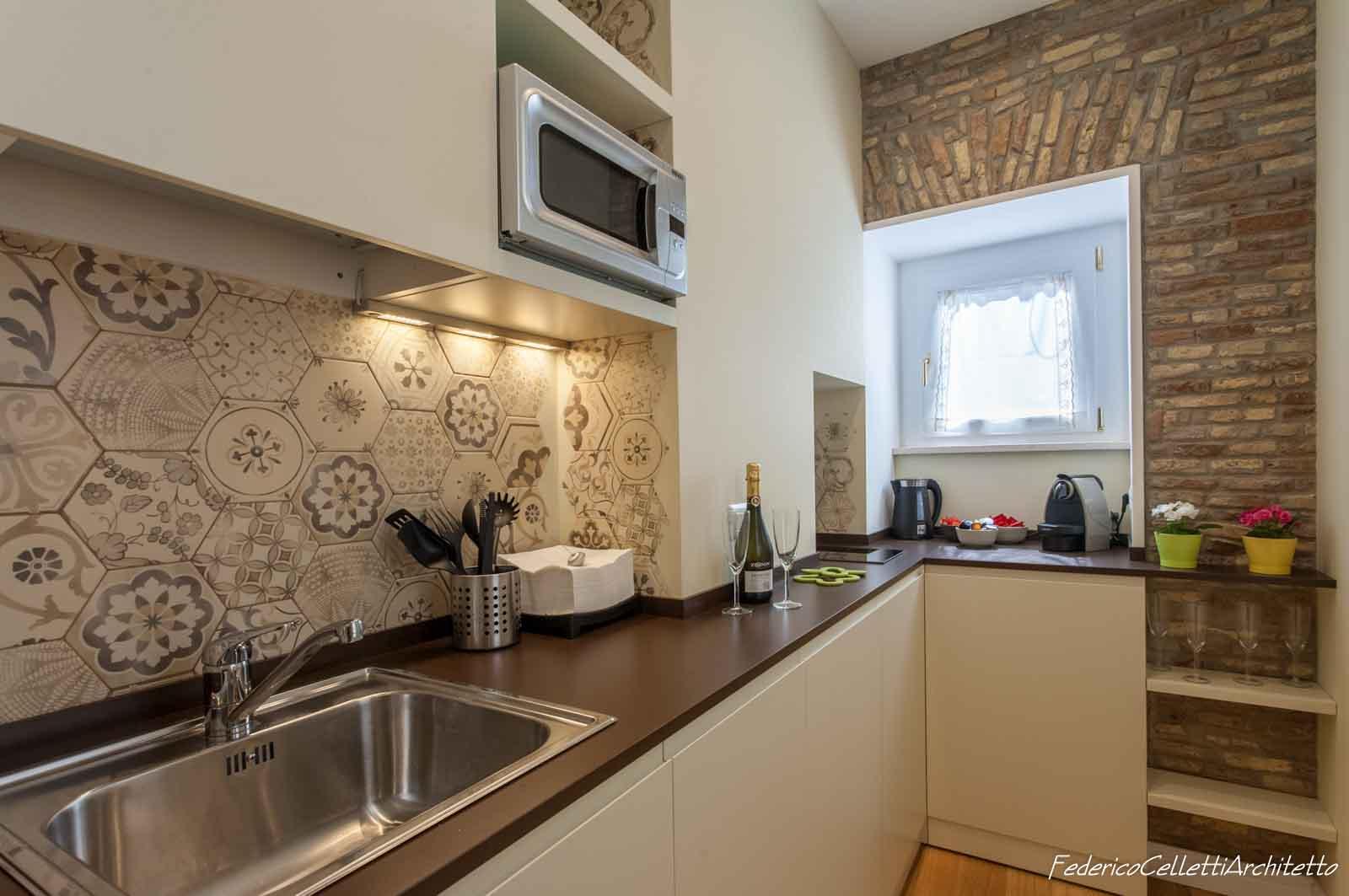 Architettura d 39 interni e ristrutturazione casa a roma for Architettura interni case