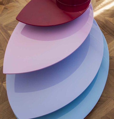 rsitrutturazione Roma Parioli tavolino design -31