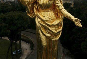 Roma Restauro Madonnina Monte Mario-13