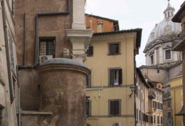 Roma restauro cappella Orsini-1