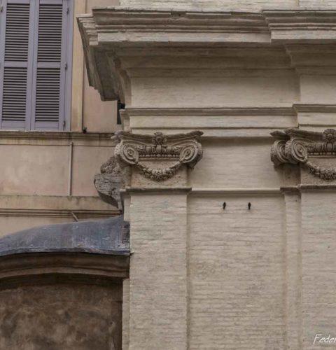 Roma restauro cappella Orsini-5