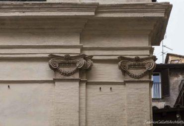 Roma restauro cappella Orsini-6