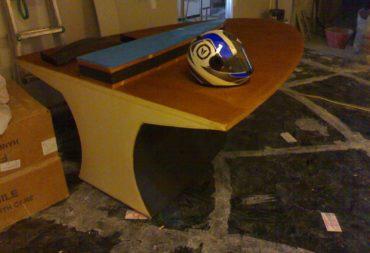Tavolo riunioni design roma-5