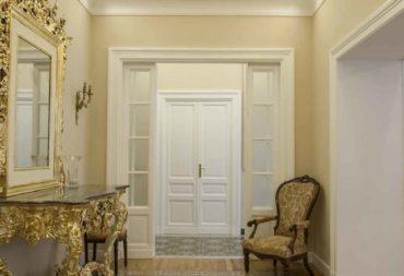 01 ingresso ristrutturazione appartamento Roma Flaminio-1