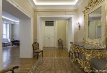 02 ingresso ristrutturazione appartamento Roma Flaminio-11