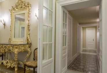 03 ingresso ristrutturazione appartamento Roma Flaminio-13