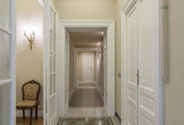 04 ingresso ristrutturazione appartamento Roma Flaminio-12