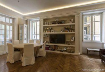 05 salone ristrutturazione appartamento Roma Flaminio-2