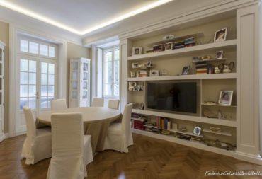 06 salone ristrutturazione appartamento Roma Flaminio-3