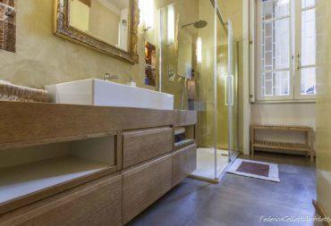 18 bagno istrutturazione appartamento Roma Flaminio-17
