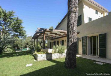 2 esterno Villa Punta Ala Restyling-14