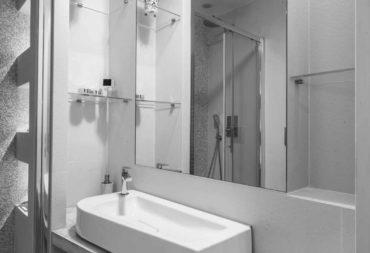 20 bagno ristrutturazione appartamento Roma Flaminio-18