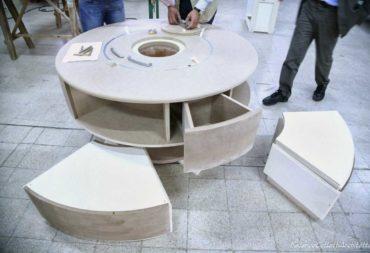 Copertina tavolo pouff-3