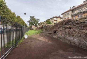 Restauro e consolidamento Mura aureliane-13