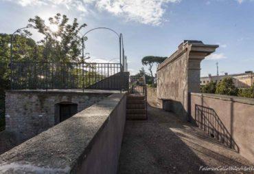 Restauro e consolidamento Mura aureliane-14