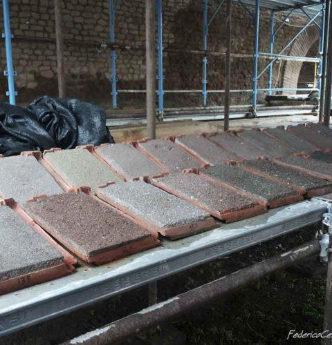 Restauro e consolidamento Mura aureliane-5a