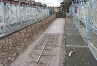 Restauro e consolidamento Mura aureliane-5b