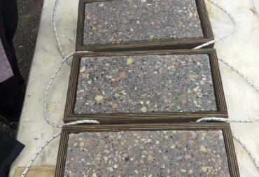 Restauro e consolidamento Mura aureliane-7 cocciopesto