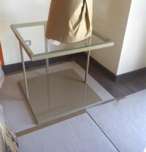 Tavolino layer vetro e ferro-3