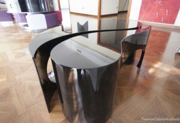 Tavolino moby dick nero laccato-6