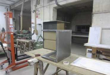 scrivania Hold in vetro e metallo-2