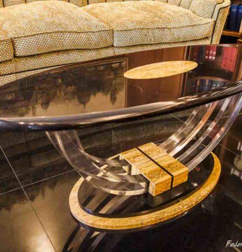 tavolino da salotto in marmo e plexiglass ellisse-4