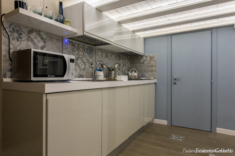 Cucina Urbana 120 Dopo i lavori di Restauro e Interior Design