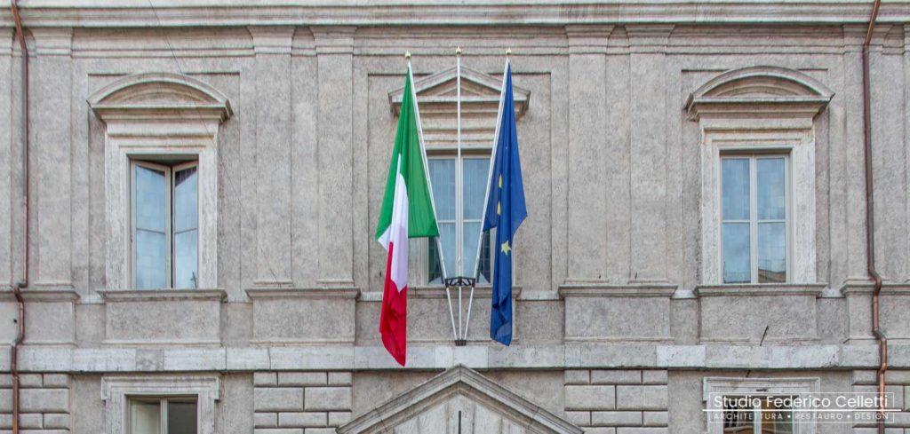 Palazzo Cenci Maccarani a Sant'Eustachio