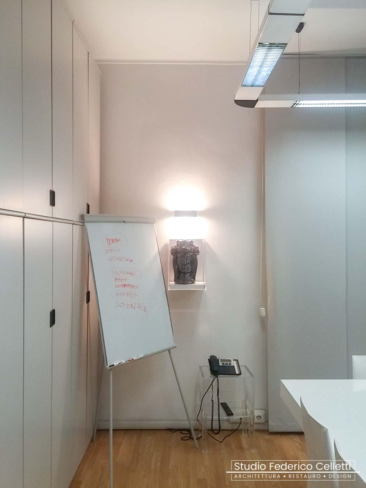 Sala riunioni Zolfital Prima del Restyling 01